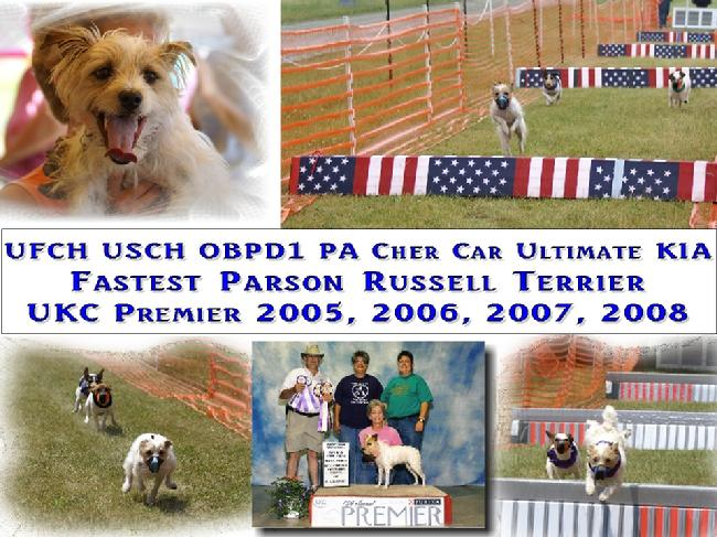 UFCH USCH OBPD1 PA Cher Car Ultimate Kia